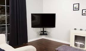 Corner Tv Mounts With Shelves Cool TOP 32 Best Corner TV Mounts 32 Reviews Buying Guide