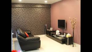 Interior Paint Color Living Room Choosing Wallpaper Decor Ideas For Living Room Youtube
