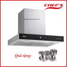 Máy hút mùi Chefs EH-R107E7G - Siêu thị Nhà bếp Đức Thành