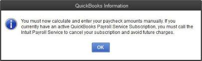 12 Steps To Manual Payroll In Quickbooks Insightfulaccountant Com