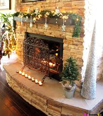 ... Cool Pictures Of Fireplace Mantel Lamp For Fireplace Design And  Decoration Ideas : Breathtaking Image Of ...