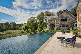 infinity pools for homes. Brilliant Pools Fairytale Swim Setting Transitionalpool Inside Infinity Pools For Homes E