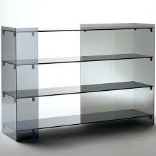glass bookshelves nice on surface bookshelf modern bookcases by switch shelf wall mount