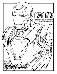 You might also be interested in coloring pages from marvel's the avengers category. Captain America Civil War Coloring Pages Iron Man Mark 46 Captain America Civil War Tutorial Captain America Civil Captain America Civil War Iron Man