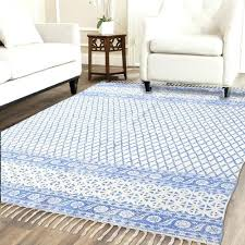 jay white cotton print rug size feet how big is a 4x6 lots rugs
