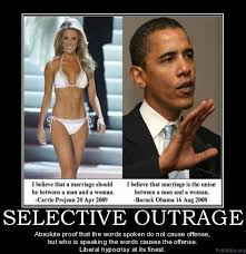 hypocrisy politics page selective outrage absolute proof that the words spoken do not cause offense but who is speaking the words causes the offense liberal hypocrisy at its
