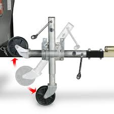 Product Image, Trailer Jack Kit, LT1 1/2-Ton Versa-Trailer: Pivoting Stand (#30380) | DR Power Equipment