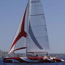 Dream Catcher Boat Santorini Dream Catcher Catamaran Santorini Fantasy Travel Greece 12