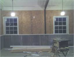 garage interior wall ideas home design architecture