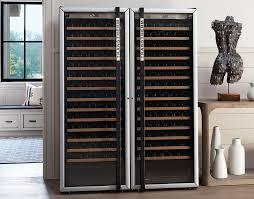 transtherm wine cabinets