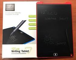 Boogie Board Memo 100 inch Large LCD eWriter Tablet Writing Drawing Memo Boogie 40