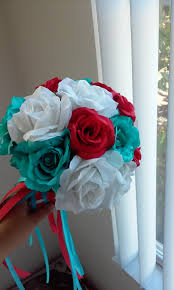 Turquoise And White Wedding Decorations Turquoise And Red Wedding Decorations Weddingbee