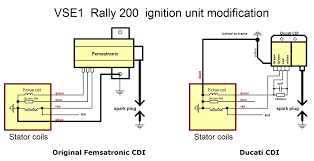 coil ignition wiring diagram coil wiring diagrams femsatronic ducati coil ignition wiring diagram