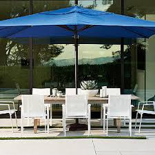 Covered porch furniture Elegant Front Easy Shade Outdoor Umbrella Homedit Outdoor Patio Furniture Frontgate
