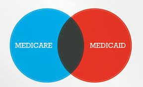 Medicare Vs Medicaid Chart The Differences Between Medicare And Medicaid Abc Medicare
