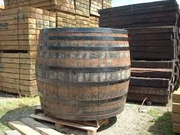 reclaimed barrels 400 gallon approx oak vats