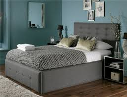 Mesmerizing Upholstered King Bed With Storage Upholstered Bed Meaning  Best Upholstered Storage Bed And