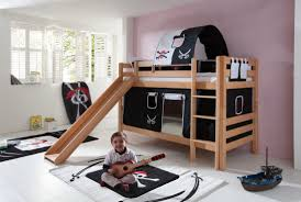 cool bunk beds with slides. Kids Bunk Bed With Slide And Stairs Cool Beds Slides