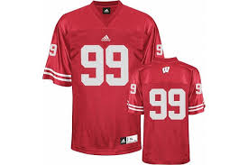 Jj Wisconsin Jersey Watt Badgers