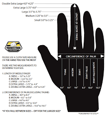 Oakley Glove Size Chart Oakley Glove Sizing Chart Complete Military Glove Size Chart