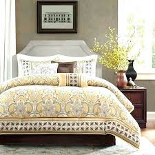 brown and white bedding sets yellow and white comforter sets brown set bedding beige striped grey