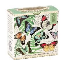 Michel Design Works Soap Australia Butterflies Little Soap By Michel Design Works