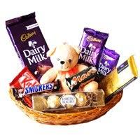 chocolates and gifts to hyderabad