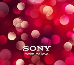 sony make believe wallpaper. believe, make, and red image sony make believe wallpaper o