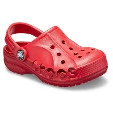 Discount Kids Crocs Baya Online Red Crocs Clogs