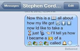 emoji text great emoji texts popsugar australia tech