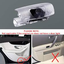 Prius Pcs Light 4 Pcs Compatible Toyota Door Logo Lights Projector Led 3d