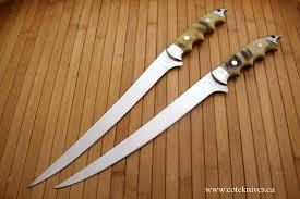 Amazoncom  Custom Made Damascus Steel Chef Knife Olive Wood Custom Kitchen Knives