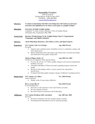 Cover Letter Examples Of Good Resumes Good Examples Of Summaries