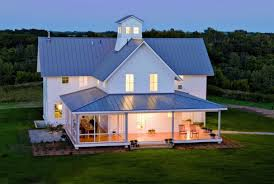 Regional variations in farm house design lend diversity and richness to  this beloved building type!