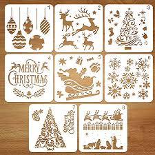 Weihnachtliche Vorlagen Zum Ausdrucken Basteldinge