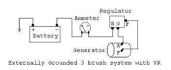 brush generator wiring diagram brush image wiring yesterday s tractors third brush generators on brush generator wiring diagram