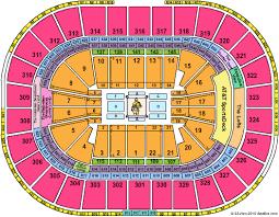 Td Garden Fleet Center Seating Chart