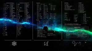 interesting physics equations poster and glamour ideas of physics wallpapers