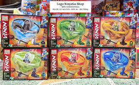 Siêu Sale] Bộ lắp ráp xếp hình Lego Nịnago prck 61044: Con quay vô cực  Ninjago mẫu mới (70+ mảnh) tại Hải Phòng