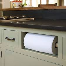 under kitchen sink cabinet. Remove Your Fake Drawer In Sink Cabinet And Turn It Into A Paper Towel Holder. Under Kitchen O