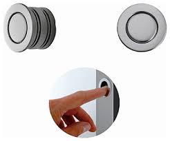 modern pocket door hardware. Exceptional Narrow Depth Bathroom Vanity #14 - Magnetic Edge Pull 594 30 Modern Pocket Door Hardware O