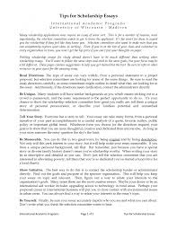 scholarship essay tips co scholarship essay tips