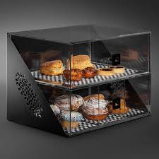 mosaic wide 2 drawers black matte bakery 1 ea bd144