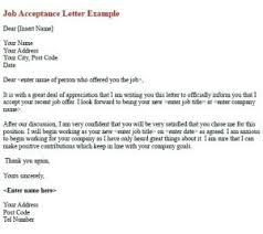 letter to accept job letter of appreciation for job offer elegant ideas collection thank