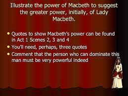 Lady Macbeth Quotes 5 Wonderful Macbeth