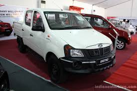 new car launches in january 2014New Mahindra Imperio pickup to launch in early January
