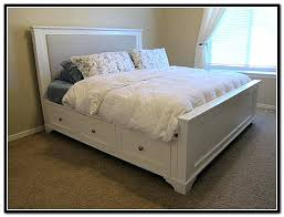 S King Size Frame With Storage Bed Base – Makersmovement