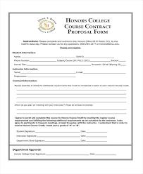 Contract Proposal Template – Custosathletics.co
