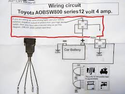 wiring help light bar to come on brights toyota 4runner where on that diagram should i connect the high beams to the second relay and which wire should i tap negative or ground