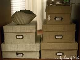 diy decorated storage boxes. Diy Custom Burlap Storage Box Hometalk Decorated Boxes